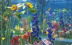 Marc Quinn ~ Garden, 2000