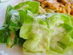 Leckeres Salatdressing für alle Blattsalate 7