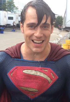 We loved every second of Henry Cavill's Ice Bucket Challenge.