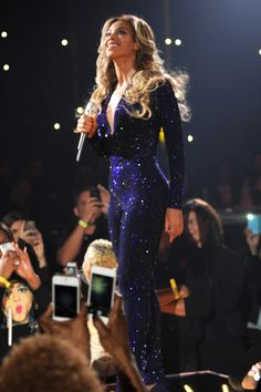 Beyonce's Best Tour Costumes - Elle