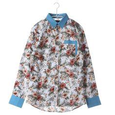 エルエイチピー L.H.P. クレリックシャツ(ベージュ) -「買ってから選ぶ。」靴とファッションの通販サイト ロコンド