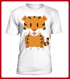 Cute tiger cub light cute tiger Tshirt - Tiger shirts (*Partner-Link)