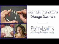 Tuesday Tip - Gauge Swatch Cast On - Patty Lyons | Knitting TeacherPatty Lyons | Knitting Teacher