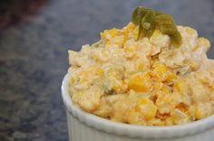 Spicy Corn Dip