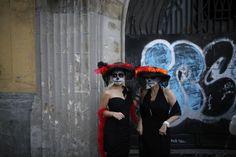 Día de los Muertos in Mexico: