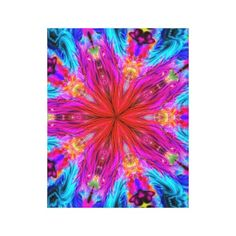 Gorgeous Abstract Wrapped Canvas