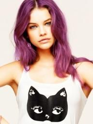 Feeling this purple at 94%..add some ashy highlights to the end with my short hair would look awesome!