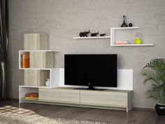 I think we can all agree that a living room doesn't look complete without a TV, even more so without a TV furniture set to complete the look. Get our AMORE White and Cardoba TV Unit on our website for only $525.99.  Tags: #doseofmodern #homedecor #furniture #decor #interior #homedesign #furnituredesign #decoration #interiors #newyorkcity #instadesign #instahome #livingroom #manhattan #bedroom #woodworking #ny #decorating #sofa #wood #interiordesigner #homestyle #instadecor #homesweethome Tv Unit Furniture, Furniture Sets, Modern Furniture, Furniture Design, Furniture Decor, Tv Unit Design, Bedding Sets, Living Room Designs, Modern Design