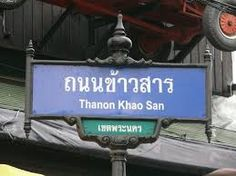 Travel With MWT The Wolf: world Famous streets  Khao San Road Bangkok Thaila...