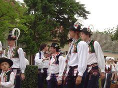 FolkCostume: Mens costume of Velká nad Veličkou, Horňácko, Slovácko, Moravia