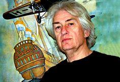 Maker van Fantasiorama objecten, Jacques Mul Rockets Game, Castles, Steampunk, Van, Fantasy, Baseball Cards, Painting, Dioramas, Chateaus