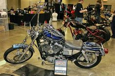 Custom Sporster.  Took 1st place sportster Open Class at Donnie Smith Bike Show 2014