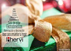 www.hervi.com ideas para decorar tu hogar ¿ te podemos ayudar?