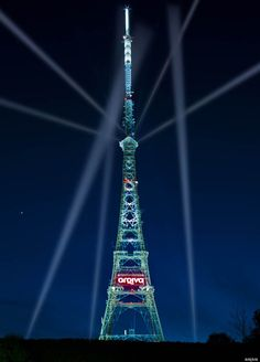 You ready for the Crystal Palace tower light show for the digital switchover? http://huff.to/HQqBI6