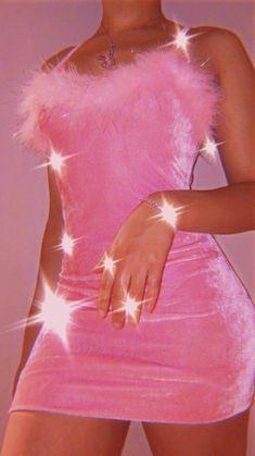 Розовая эстетика Платье Блёстки Pink Tumblr Aesthetic, Baby Pink Aesthetic, Boujee Aesthetic, Badass Aesthetic, Bad Girl Aesthetic, Aesthetic Vintage, Aesthetic Clothes, Bad Girl Wallpaper, Pink Wallpaper Iphone