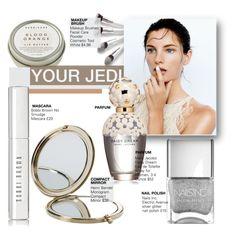 Your Jedi? by nindi-wijaya on Polyvore featuring polyvore beauty Bobbi Brown Cosmetics Marc Jacobs CB2 Henri Bendel