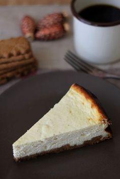 Für unseren Frühstücksbesuch am Wochenende habe ich einen Käsekuchen gebacken, der durch seinen Spekulatiusboden...