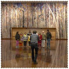 Framed in Parkes, 2600. #AustraliaConnected, #Australia, #ACT, #NationalGalleryofAustralia, #Art, #Parkes, #Canberra, #postcode2600.