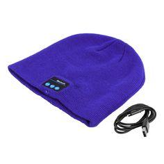 8.33$  Buy here - http://alilgi.shopchina.info/go.php?t=32521315988 - New Bluetooth Music Soft Warm Beanie Hat With Stereo Headset Speaker Mic Headphone Wireless Hands-free Cap  #buyonlinewebsite