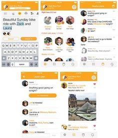 Swarm, la nueva aplicación de Foursquare ya se puede descargar para iOS y Android