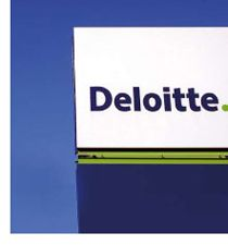 Accounting firm Deloitte comes in fifth as the company undergrad Millennials most want to work for.