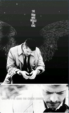 Castiel: What if I've made the wrong choice? #spn