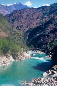 Salween in Thailand | Stunning Places #Places