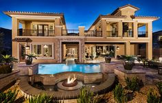 Residence Six | New Home Plan in Southern Highlands | Olympia Ridge by Lennar