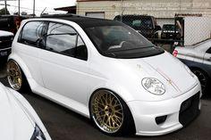 Daewoo Matiz Top | Daewoo | Pinterest | Custom cars and Cars