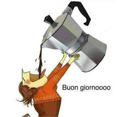 Y ustedes como se preparan. Coffee And Espresso Maker, Coffee Cafe, Good Morning Coffee, Good Morning Good Night, Morning Morning, Love Cafe, Italian Memes, Plus Size Art, Good Night Image