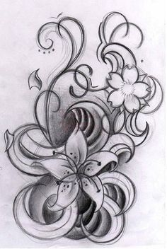 I think this might look good around the left side of my hip or rib. And i would put some color on it.