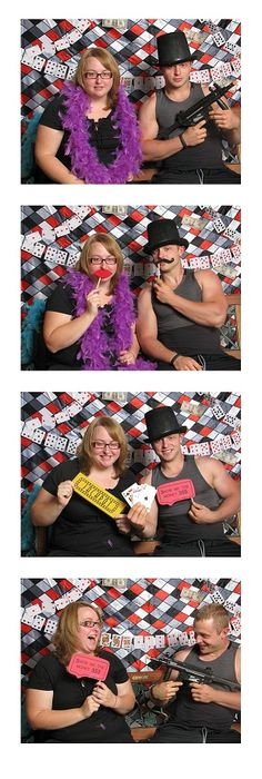 Casino theme Photo Booth for birthday party Meadow Lake, North Battleford and the North Stefanie Harrington Photography