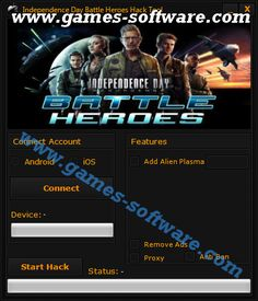 Independence Day Battle Heroes Hack Tool