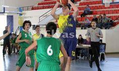 Basquetebol: Torneio de Encerramento de Sub-16 Masculinos