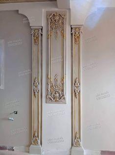 Flower Background Wallpaper, Flower Backgrounds, Islamic Art Pattern, Pattern Art, Plaster Ceiling Design, Pillar Design, Paris Apartments, Classic Interior, Door Handles