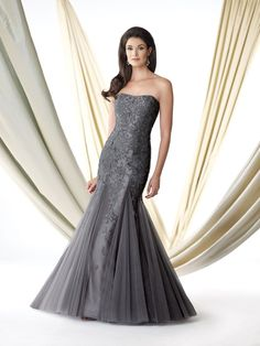 Ivonne D - Style 114D32 by Mon Cheri Special Occasion Mother Of The Bride Dress