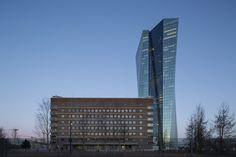 European Central Bank (ECB) - Coop Himmelb(l)au