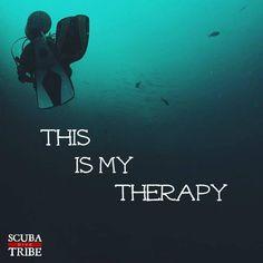 Scuba therapy More