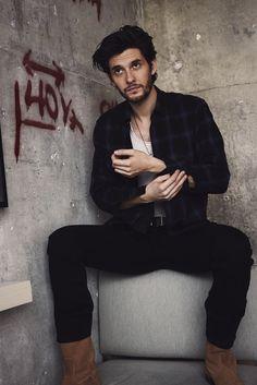 - Slideshow - Ben Barnes - Interview Magazine