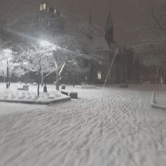 I Love Snow, I Love Winter, Winter Night, Night Aesthetic, Nature Aesthetic, Simbolos Para Nicks, Winter Scenery, Winter Christmas, Xmas