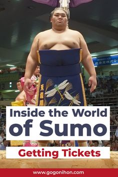 The Sumo Tournament is an event that is famous around the world. But what exactly is it made up of and how do you get tickets? . . . . . . Sumo. Sumo in Japan. Japanese culture. Japanese tradition. Japanese sport. Life in Japan things to do. Travel to Japan. Japan bucket list.
