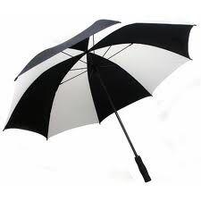 Buy Black and White Jumbo Umbrella in New York Buy black and white and more beautiful jumbo umbrellas in New York at B2B Supply.