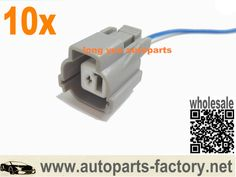 long yue Ford 2 Pin Radiator Fan Switch Plug Connector