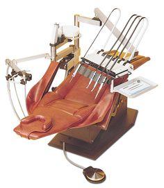 A-dec_Century_chair. Dentist In, Chair, Teeth, Tooth, Stool, Chairs