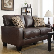 Perfect size for those smaller areas --- Monaco Loveseat
