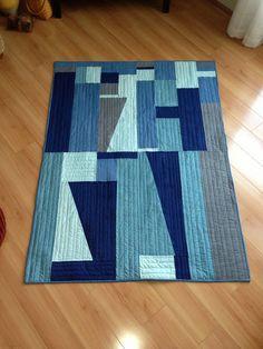 quilt-stuff:  Work clothes by debvolkman on Flickr.
