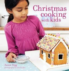 Christmas cooking with kids