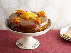Orange Cake  #Thanksgiving #ThanksgivingFeast #Dessert