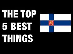Things I don't understand in Finland - YouTube