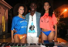Adriana Marie co | Adriana Marie & Co.   Check me out in Miami for Miami Fashion week as one of the vendors on south beach. I'm Creative assistant to Designer Adriana of Adriana-Marie.com (I'm the black guy in the middle rocking the jove tank)